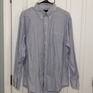 Jos. A. Bank Dress Shirt - Size 16 1/2 x 34